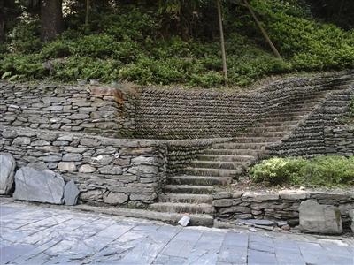 石头房子地基设计图